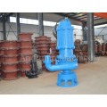 Sand Dredge Submersible drainage water with solid slurry pump
