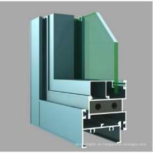 Perfil de extrusión de aluminio 017