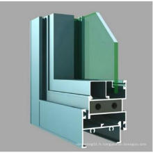 Profil d'Extrusion d'aluminium 017