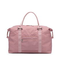 Pink Travel Yoga Small Duffle Bag för Lady