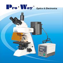 Fluorescência Profissional Microscópio Biológico (PW-BK5000FT)