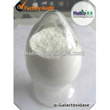 Enzima aditiva para ração animal alfa-galactosidase