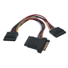 SATA 15-Pin Splitter SATA Cable de alimentación