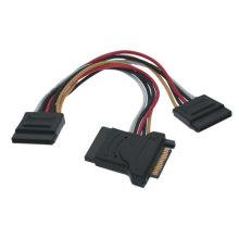 Câble d'alimentation SATA 15 broches Splitter SATA