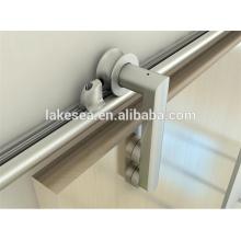 Wooden sliding door hardware/Elegant barn door tracks/Sliding door aluminium accessories(LS-SDUV 3310)
