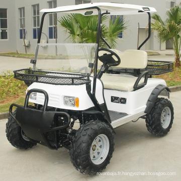 CE a approuvé le véhicule utilitaire de golf électrique de golf de 2 places (DH-C2)