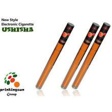 Orange Hookah Shisha E Cig / Harmless E Shisha Pen For Virtual Smoking