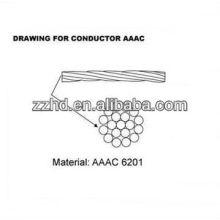 bare AAAC AAC ACSR ACS AACS ACAR Conductor for overhead line