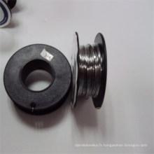 Fil chauffant 30 pieds 0cr21al6nb utilisé pour le noyau de radiateur d'atomiseur E-Cig