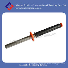 Black/Silver/ Tool/ Retrieving / Pick up/ Magnetic Bar
