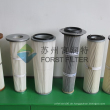 FORST Industrial Antistatic Filter Material PTFE Filterbeutel