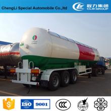 54000 litros de reboque do gás do LPG semi para a venda