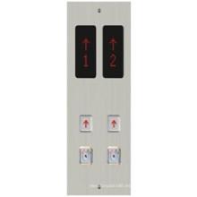 Piezas del elevador, levante el Panel operativo Partshall / Hop