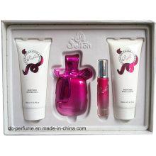 Хрустальная бутылка для парфюмерии с польским и приятным видом