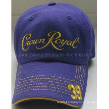 Casquette de baseball sport de haute qualité, chapeau Snapback