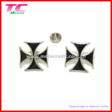 Einzigartiges kundenspezifisches Emaille-Metall-Revers-Pin-Abzeichen für Förderung