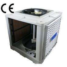 Refrigerador de aire evaporativo de 3 Kw de flujo de aire grande