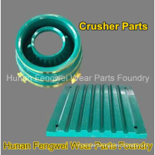 OEM Crusher Parts for Metso Telsmith