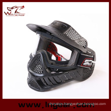 Tactical Scott Generation 2 Aps Heavy Duty Face Mask with Anti-Fog Lens
