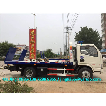 2016 Nuevo Euro IV mini camión de remolque de China, 4200 * 2300 mm plataforma de venta de camiones de remolque en Chile