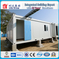 Modern Modular Shipping Container Restaurant /Prefab Container Homes