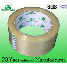 Carton Sealing Hotmelt Adhesive BOPP Packing Tape