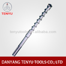 High quality SDS plus max drill bits for concrete and stone