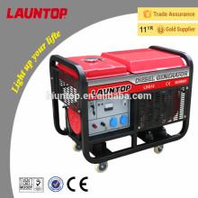 Générateur diesel 10kw avec 4 temps, refroidi à l'air, double cylindre