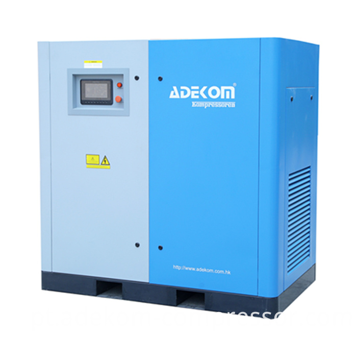 Air cooled compressor