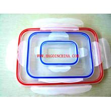 Anillo de goma del silicón del envase de comida