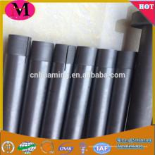 Varilla de grafito de baja porosidad