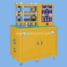 Lab tablet hydraulic press machine / Equipment control