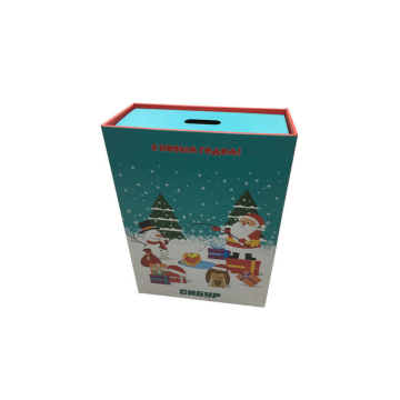 Christmas Drawer Gift Packaging Paper Box