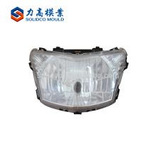 El proveedor de China de alta calidad de la fuente de la motocicleta parte las piezas plásticas de la motocicleta del moldeo por inyección del molde
