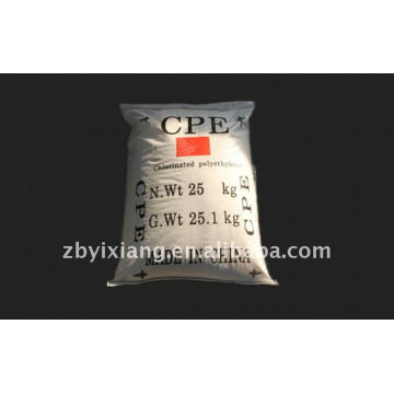 CPE (Chlorinated Polyethylene), CPE135A, Chemical Auxiliary Agent