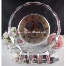 hot sale china factory supply crystal clock