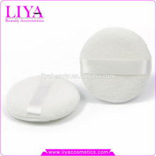 Makeup Cosmetic Powder Puff With Ribbon Hot Sale