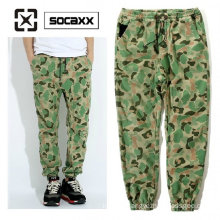 Allover Fashion Camo Joggers Pants Hiphop Skinny