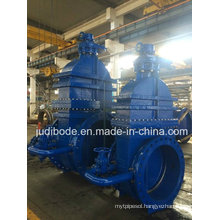 Gate Valve with Bypass Valve
