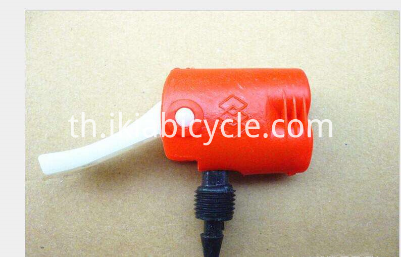 Bicycle Accessory of Pump Nozzle