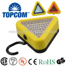 multi-function triangle shape 39 led work lamp TP-7339