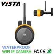 ONVIF Wifi sans fil Grand Angle extérieur IP sonnette Camera