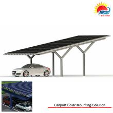 Système de montage au sol solaire à faible entretien (SY0488)