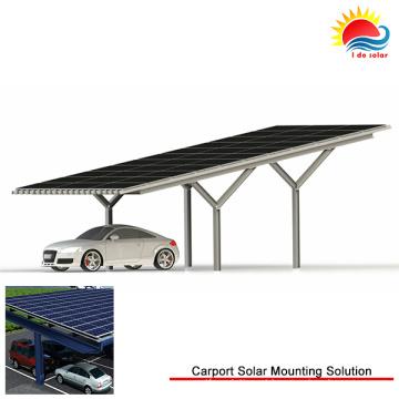 Durável em Uso Sistema de Rack Solar Montado no Solo (SY0489)