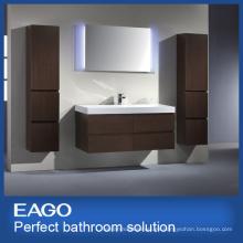 Muebles de baño MDF de una sola cuenca (PC086-7ZG-1)