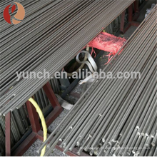 Barres de molybdène / tube / tiges / cible / cibles