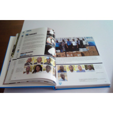 Togo-Customized Katalog / Buch / Magazindruck