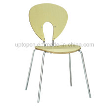 Modern Stackable Plywood Dining Chair (SP-BC489)