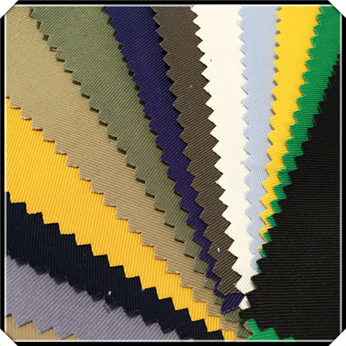 Best Cotton Twill Uniform Suit Material Fabric