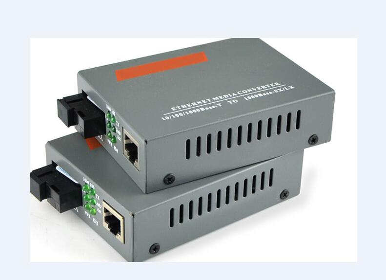 Fiber To Ethernet Converter Switch